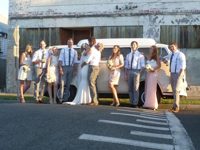 Liam and Becks Wedding